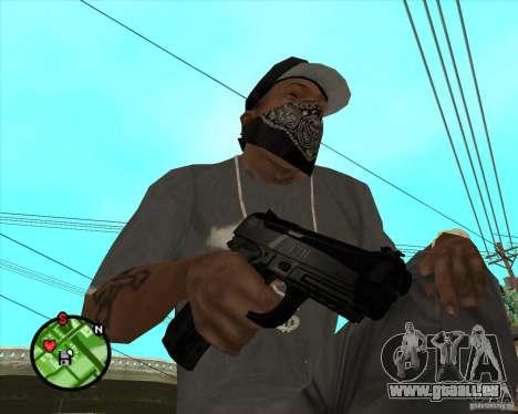 Crosman 31 für GTA San Andreas