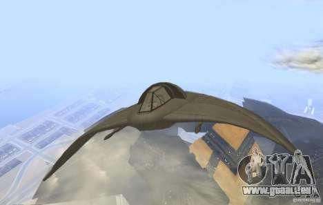 Death Glider für GTA San Andreas