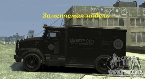 Ultimate NYPD Uniforms mod für GTA 4 weiter Screenshot