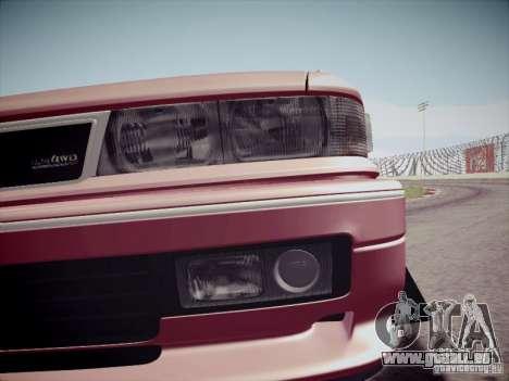 Mitsubishi Galant 1992 JDM für GTA San Andreas Innenansicht