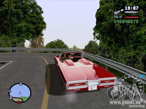 ENB Series v1.5 Realistic pour GTA San Andreas cinquième écran