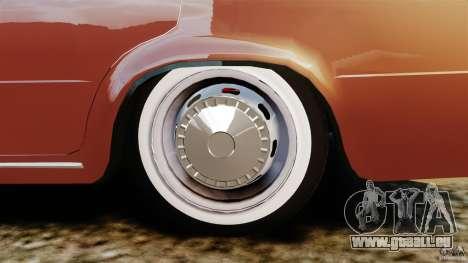 VAZ-2101 Resto für GTA 4 Unteransicht