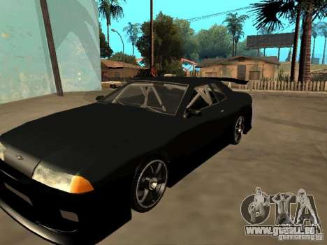 New Tuning Kits for Elegy für GTA San Andreas