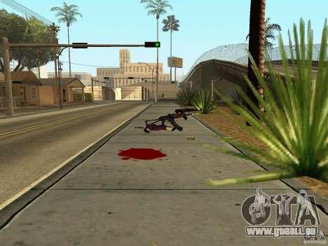 Inländischen Waffen-Version 1.5 für GTA San Andreas sechsten Screenshot