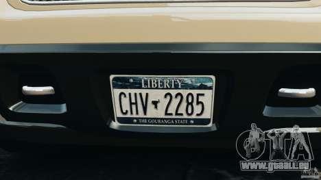 Chevrolet Suburban GMT900 2008 v1.0 für GTA 4