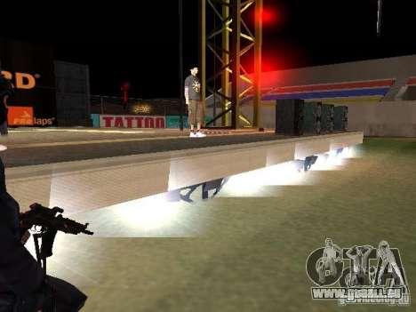 Konzert des AK-47 für GTA San Andreas zehnten Screenshot