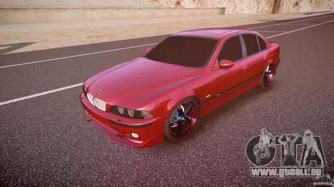 BMW M5 E39 Hamann [Beta] pour GTA 4