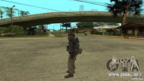 Soap für GTA San Andreas her Screenshot