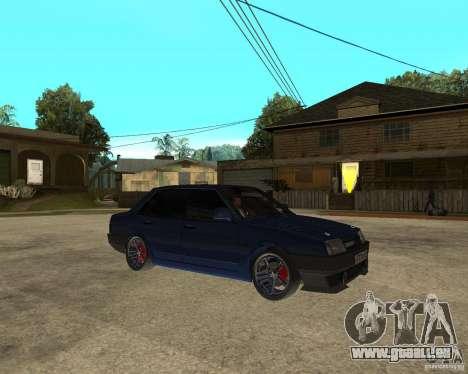 VAZ 21099 Tuning par Danil pour GTA San Andreas vue de droite