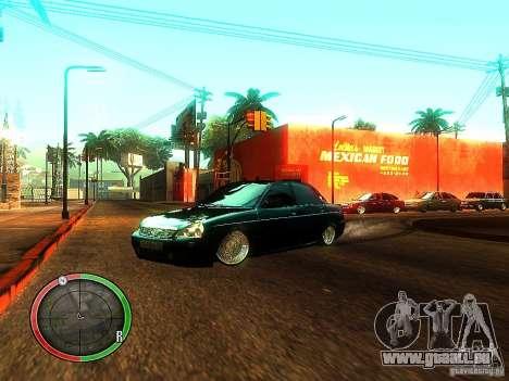 Lada Priora Dag Style für GTA San Andreas