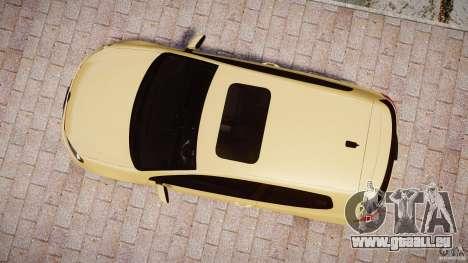 Volkswagen Golf GTI Mk6 2010 pour GTA 4 est un droit