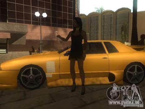 Reality GTA v2.0 pour GTA San Andreas troisième écran