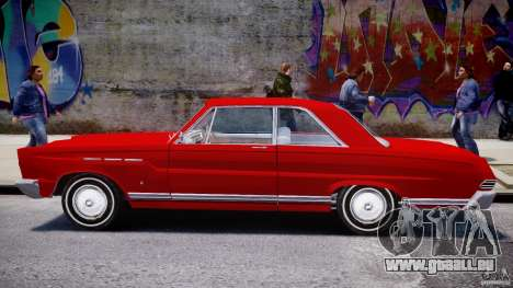 Ford Mercury Comet 1965 [Final] pour GTA 4 est un côté