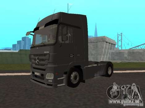 Mercedes-Benz Actros MP3 für GTA San Andreas