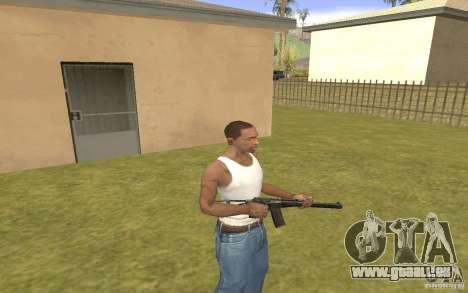 Spezialmaschine Welle für GTA San Andreas dritten Screenshot