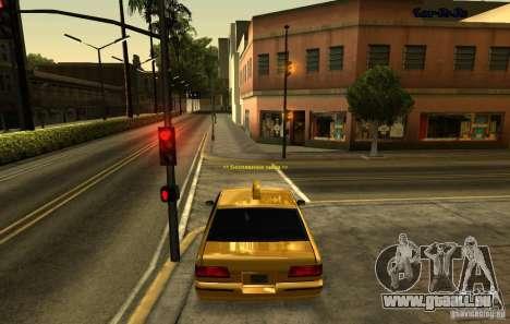 ENB SA: MP für mittelgroße laptops für GTA San Andreas dritten Screenshot