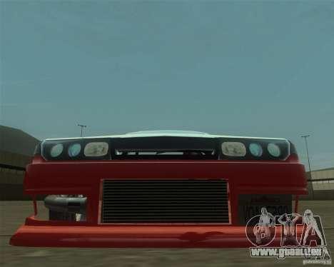 Nissan Cefiro A31 (D1GP) pour GTA San Andreas vue arrière