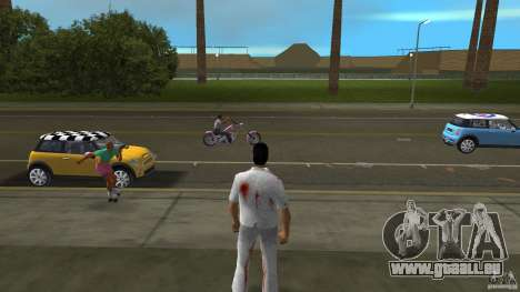 Blood Psycho GTA Vice City pour la deuxième capture d'écran