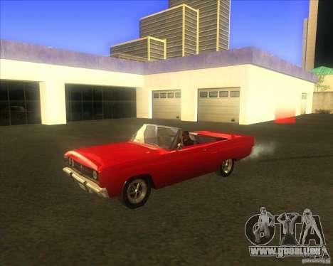 Dodge Coronet 1967 für GTA San Andreas