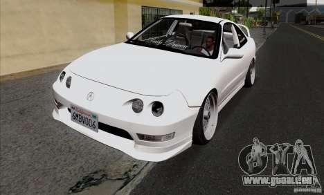 Acura Integra für GTA San Andreas