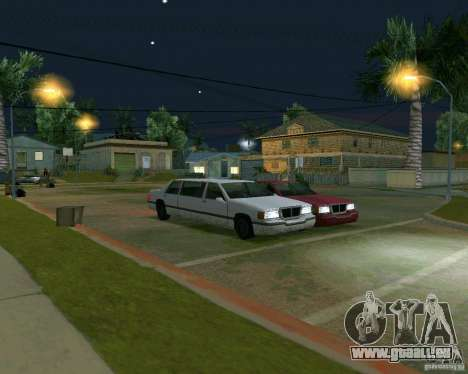 Elegant Limo für GTA San Andreas