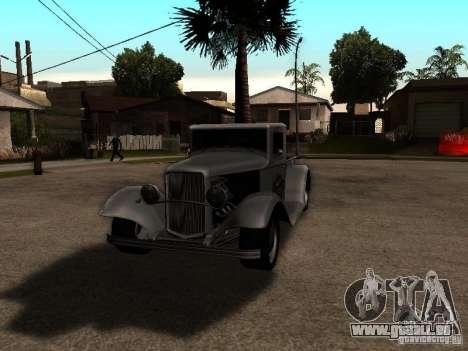 Ford Farmtruck für GTA San Andreas