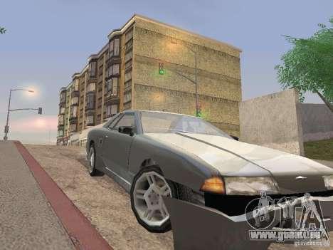 LowEND PCs ENB Config pour GTA San Andreas huitième écran