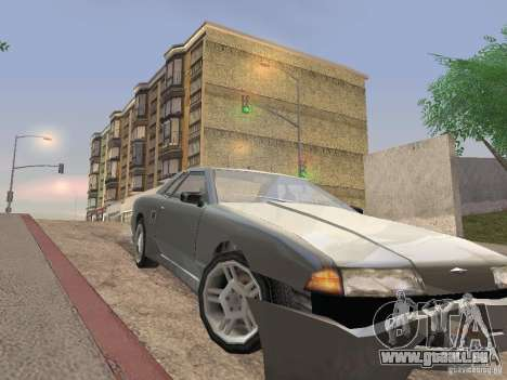 LowEND PCs ENB Config für GTA San Andreas achten Screenshot