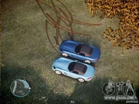 Dodge Viper SRT-10 2003 pour GTA 4 est une gauche