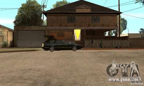Save Car Anywhere v2 Beta für GTA San Andreas