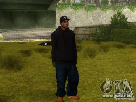 Crips pour GTA San Andreas sixième écran