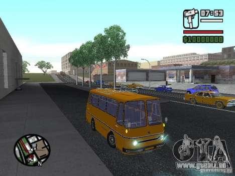 TV 7 für GTA San Andreas