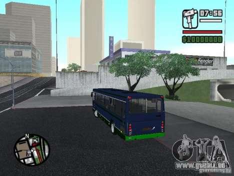 LIAZ 5256.25-II für GTA San Andreas linke Ansicht