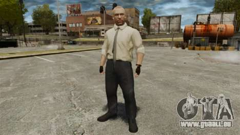 Jason Hudson pour GTA 4 quatrième écran