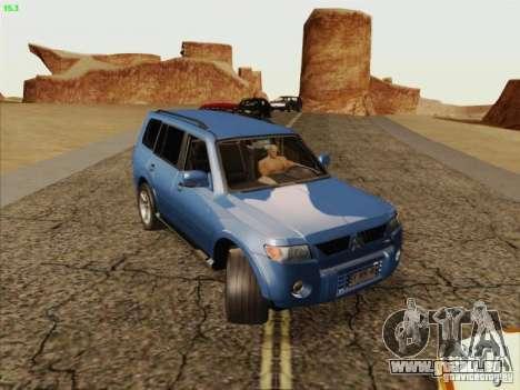 Mitsubishi Montero für GTA San Andreas