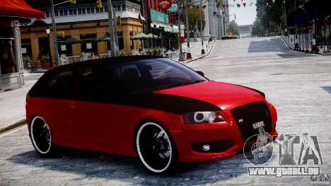 Audi S3 für GTA 4