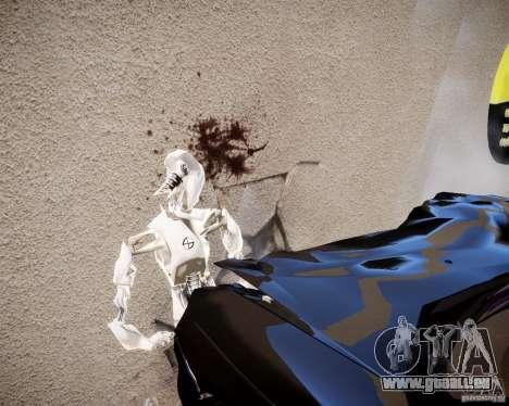 Crash Test Dummy pour GTA 4 cinquième écran