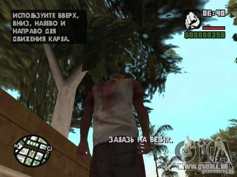 Markus young für GTA San Andreas sechsten Screenshot
