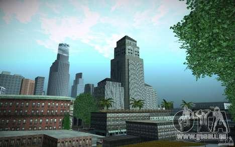 Gratte-ciel de HD pour GTA San Andreas neuvième écran