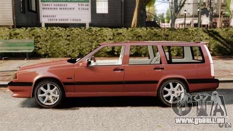 Volvo 850 Wagon 1997 pour GTA 4 est une gauche
