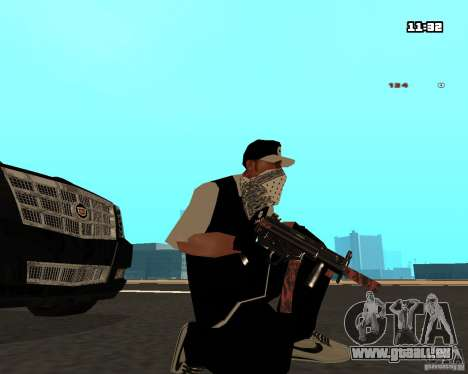 Weapon Pack pour GTA San Andreas troisième écran
