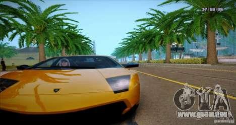 Paradise Graphics Mod (SA:MP Edition) pour GTA San Andreas