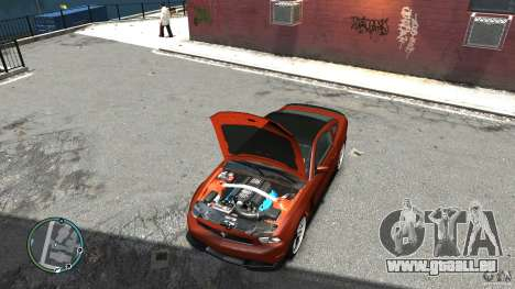Ford Mustang Boss 302 2012 für GTA 4 linke Ansicht