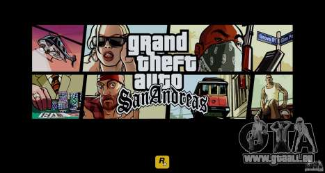 HD Loadscreens v1.01 für GTA San Andreas