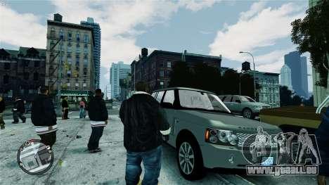 Personal ENB pour GTA 4 troisième écran