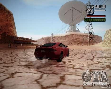 SA DirectX v1.2a für GTA San Andreas fünften Screenshot