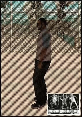 Nouveau journaliste pour GTA San Andreas cinquième écran