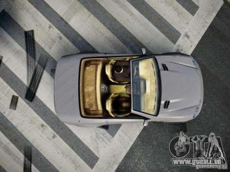 Feltzer BR-12 für GTA 4 Rückansicht