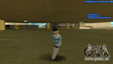 Vagos Girl pour GTA San Andreas deuxième écran