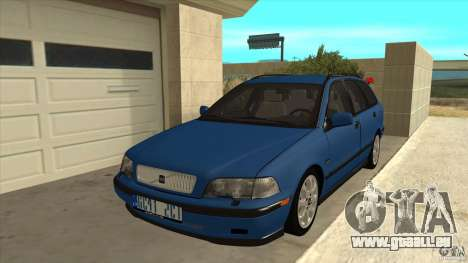Volvo V40 - Stock pour GTA San Andreas